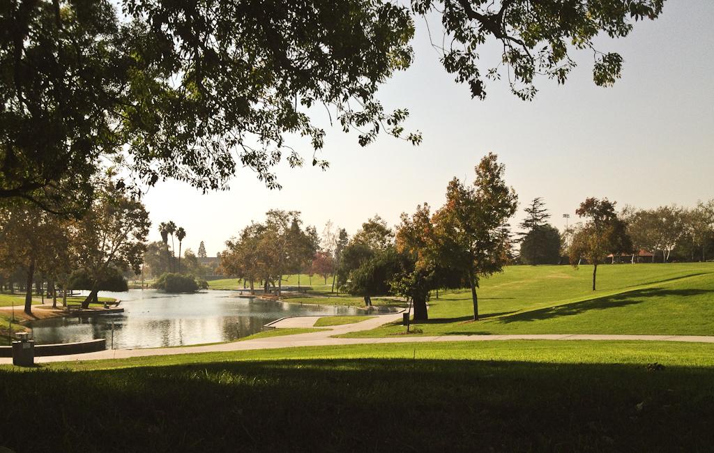 Image Gallery La Mirada Regional Park