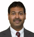 Portrait of Ashish J Naidu