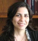 Portrait of Tania Abouezzeddine