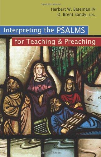 Interpreting psalms teaching preaching