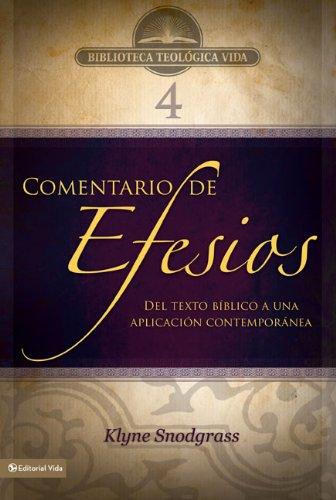 Comentario de efesios series biblioteca teologica