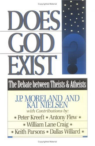 Does god exist the debate between theists amp athe