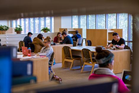 Biola Reserve Study Room