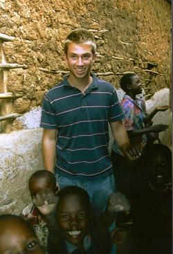 Dan in Africa