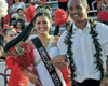 Freshman Honored in US Homecoming Queen Competition