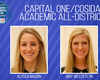 Volleyball Pair Earns Academic Honor
