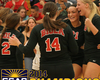 Biola Women's Volleyball Earns GSAC Co-Championship