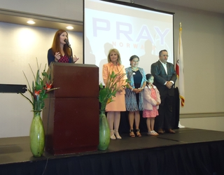 Biola Alumna Honored as Woman of the Year