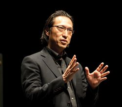 Year of the Arts Chapel: Mako Fujimura
