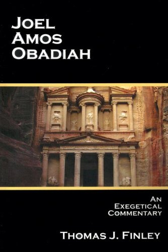 Joel amos obadiah wycliffe exegetical commentary