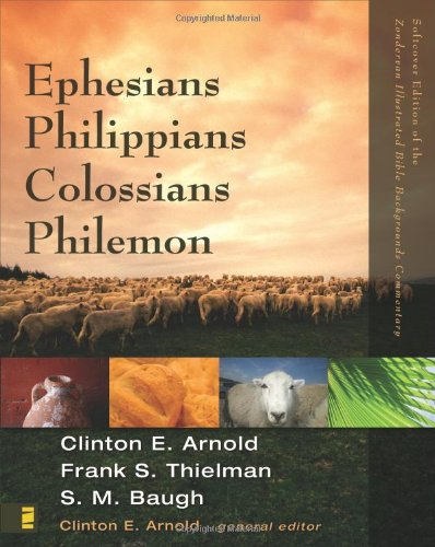 Ephesians philippians colossians philemon zonder