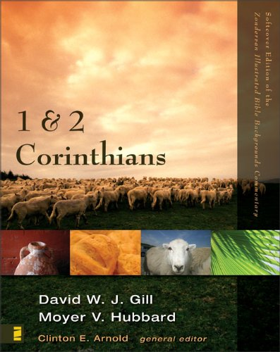 1 and 2 corinthians zondervan illustrated bible ba