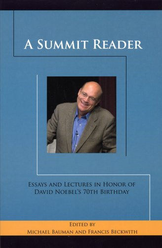 A summit reader essays and lectures in honor of da