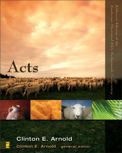Acts zondervan illustrated bible backgrounds comme