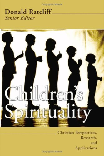 Childrens spirituality christian perspectives rese