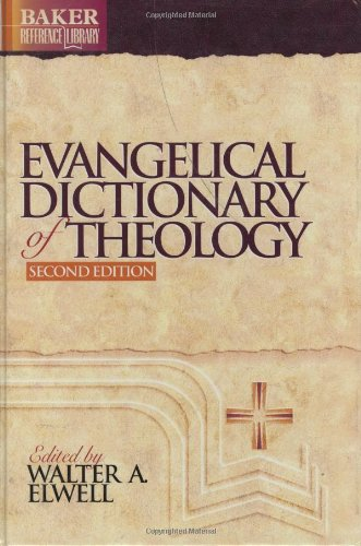 Evangelical dictionary of theology baker reference