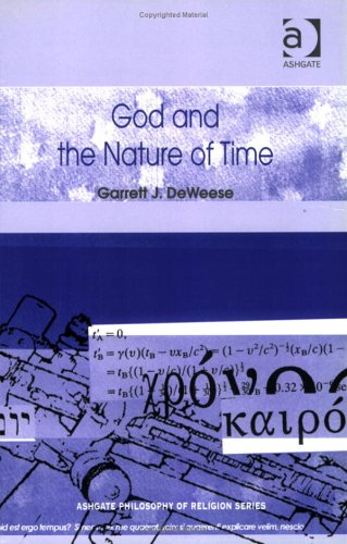 God and the nature of time ashgate philosophy of r
