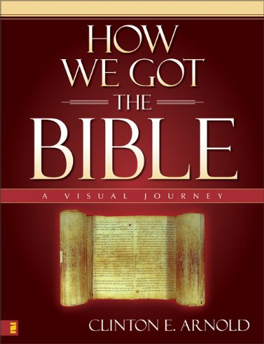 How we got the bible a visual journey