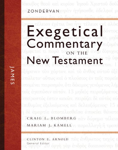 James zondervan exegetical commentary
