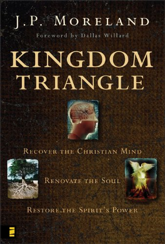 Kingdom triangle recover the christian mind renova
