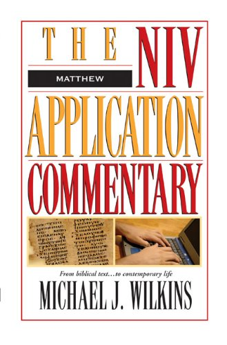 Matthew from biblical text to contemporary life ni