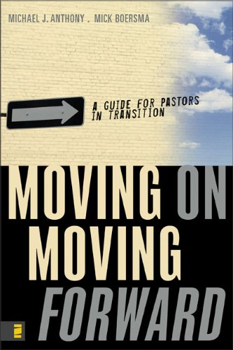 Moving on moving forward a guide for pastors in tr