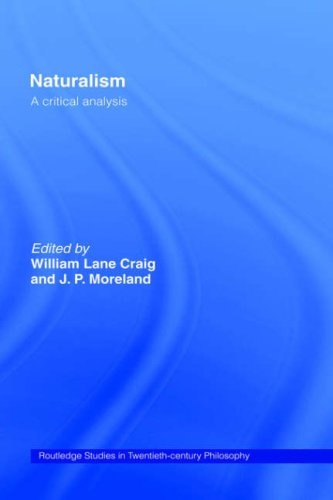 Naturalism a critical analysis routledge studies i
