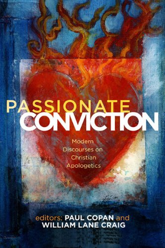 Passionate conviction modern discourses on christi