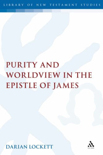 Purity and worldview in the epistle of james