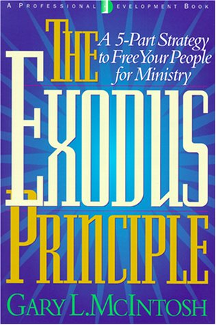 The exodus principle a 5 part strategy to free you