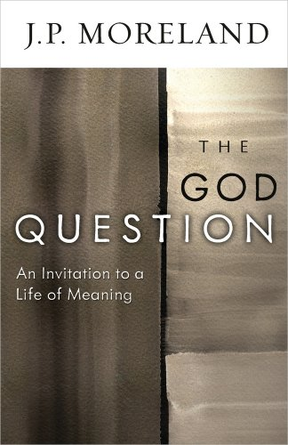 The god question an invitation to a life of meanin