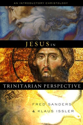 The jesus in trinitarian perspective an introducto