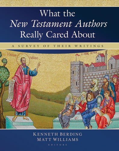 What the new testament authors really cared about